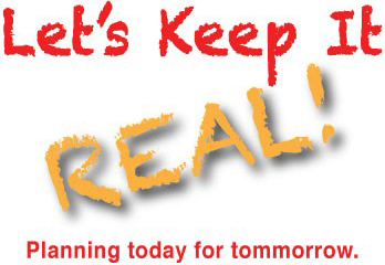 Let's Keep It Real Logo