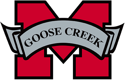 Goose Creek Memorial High School Logo