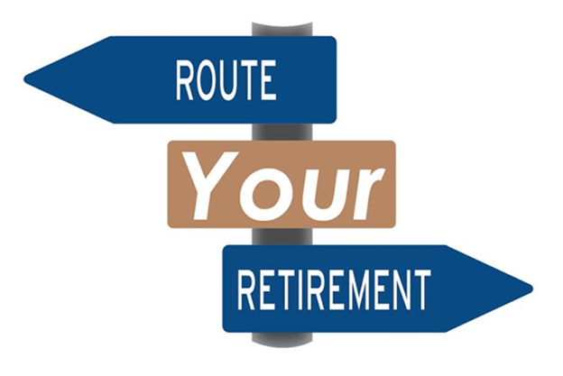 route your retirement logo