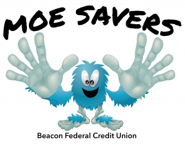 Moe Savers Logo